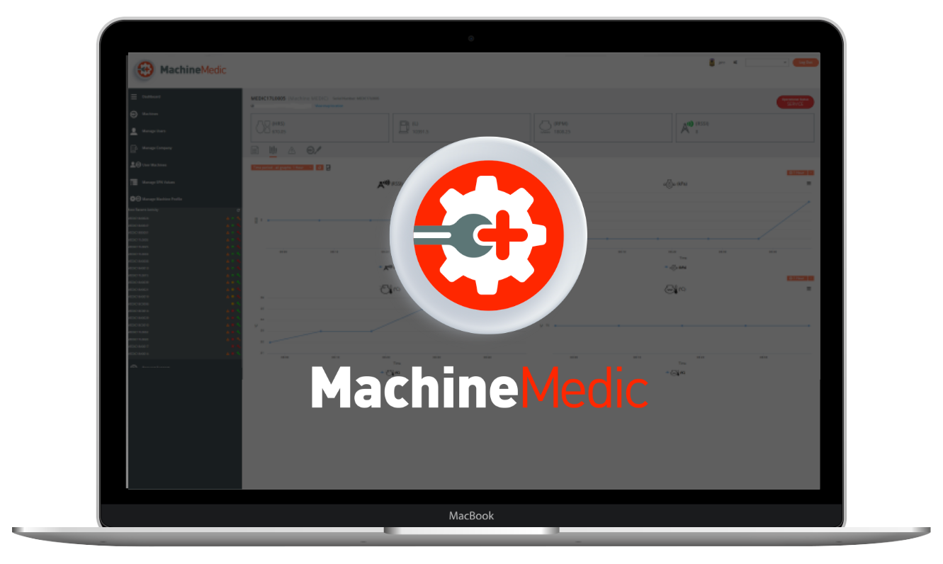 Machine Medic Dashboard